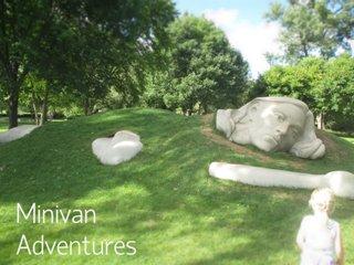 Awakening Muse at Schaumburg Sculpture Park